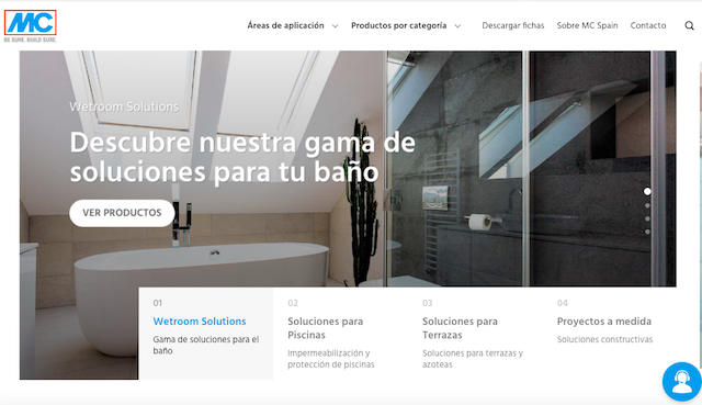 MC Spain estrena web